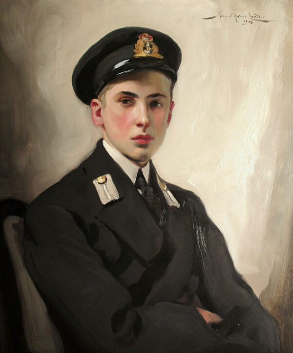 LANDER John St Helier (1868-1944) - 'Midshipman Porter'; Cole Theodore Porter (b.