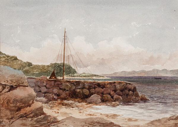 LAW David (1831-1901) - Scotland.