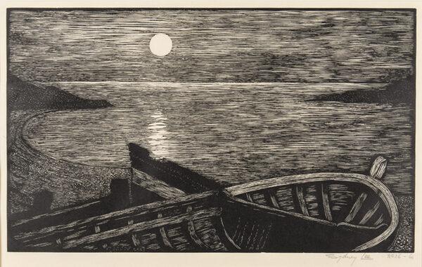 LEE Sydney R.A. S.W.E. (1866-1949) - 'Derelict' (RM.