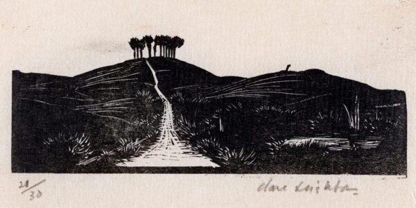 LEIGHTON Clare (1898-1989) - Distant Clump.