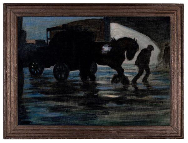 LOCK Anton (1893-1971) - 'Billingsgate'.