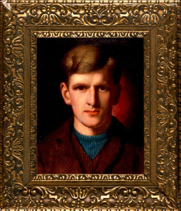 LYTTON Neville (1879-1951) (3rd Earl Lytton) - Head of a young man.