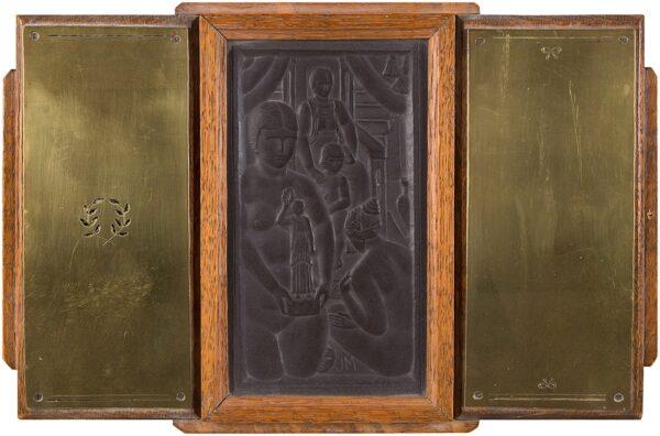 MCKENZIE John (1897-1972) - 'The Handmaiden'.