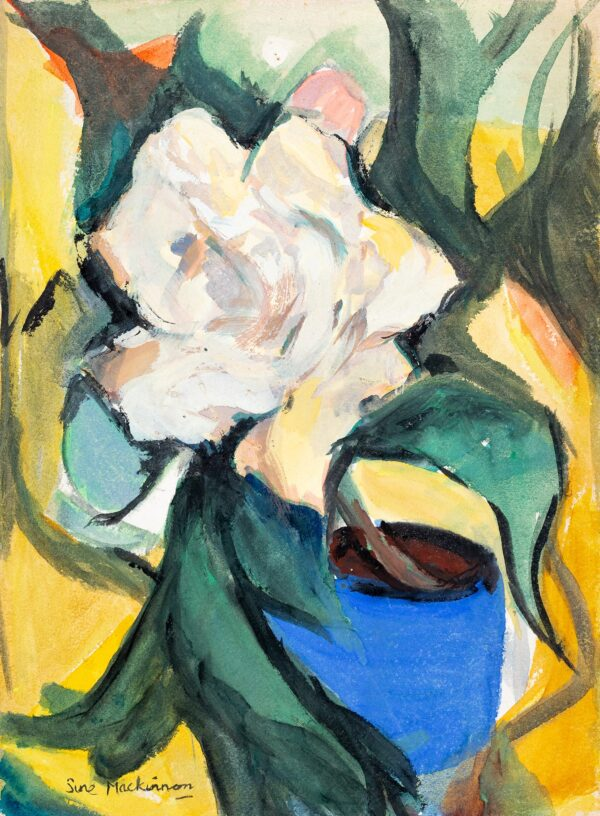 MACKINNON Sine (1901-1996) - Plant Study.