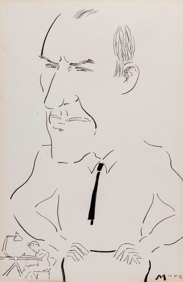 MARC (Mark Boxer) (1931-1988) - Norman Foster F.