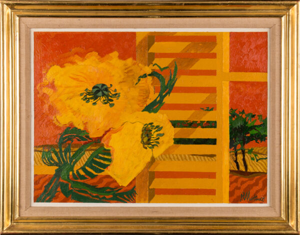 MARTINEZ Raymond (b.1937) - 'Rocchetta', Tuscany.