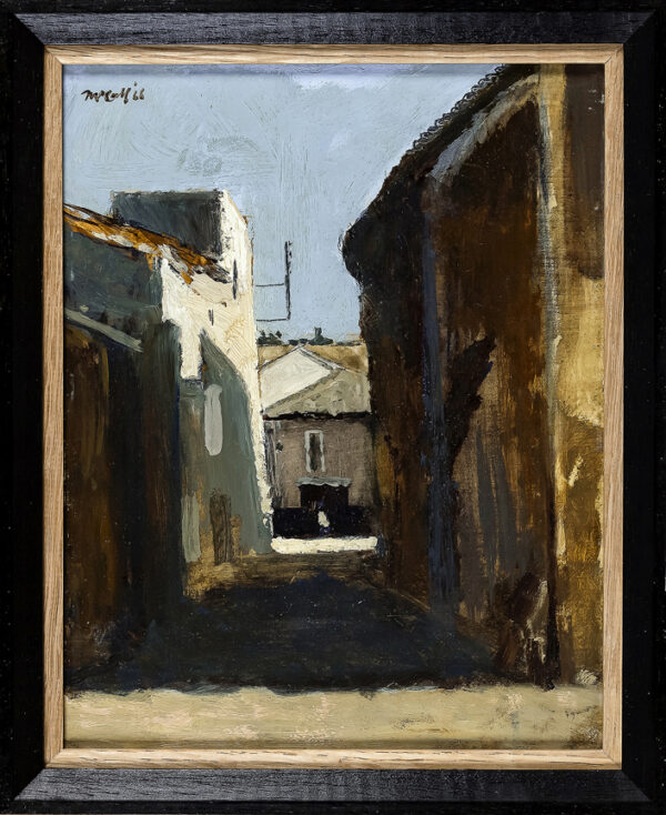 MCCALL Charles N.E.A.C (1907-1989) - 'St Quentin, Langedoc'.