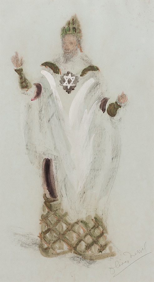 MESSEL Oliver (1904-1978) - The High Priest.