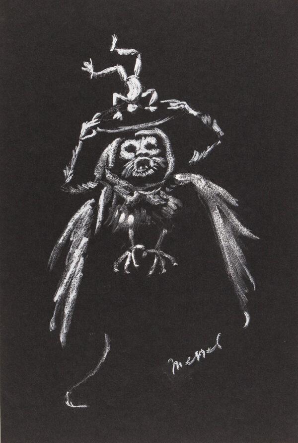 MESSEL Oliver (1904-1978) - 'Twang'.
