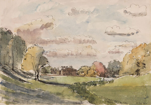 METHUEN Lord (Paul) R.A. (1886-1974) - Gloucestershire.