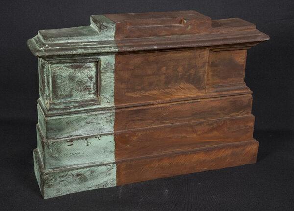 MILOW Keith (b.1945) - 'Cenotaph'.