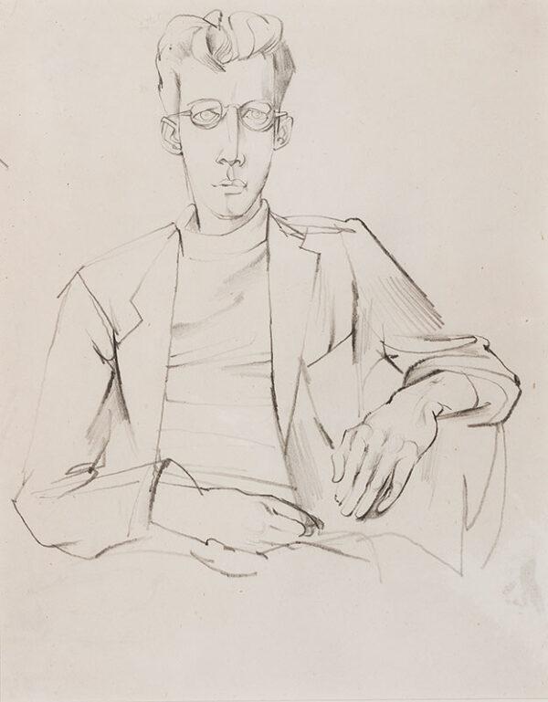 MINTON John (1917-1957) - 'Oscar Wood I'.