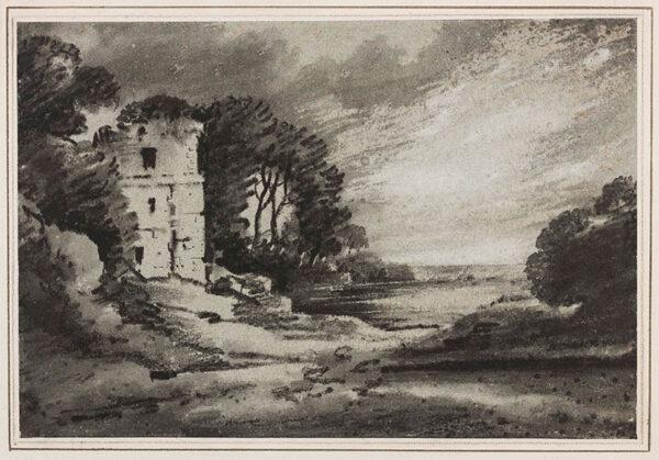 MONRO Dr Thomas (1759-1833) - Capriccio composition.