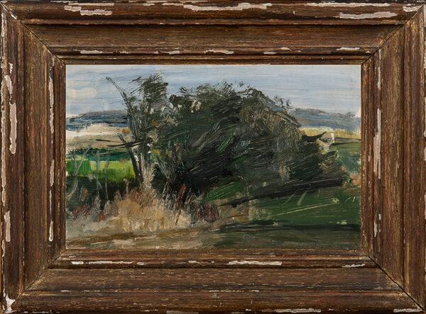 MOYNIHAN Rodrigo R.A. (1910-1990) - 'At Little Hallingbury'.