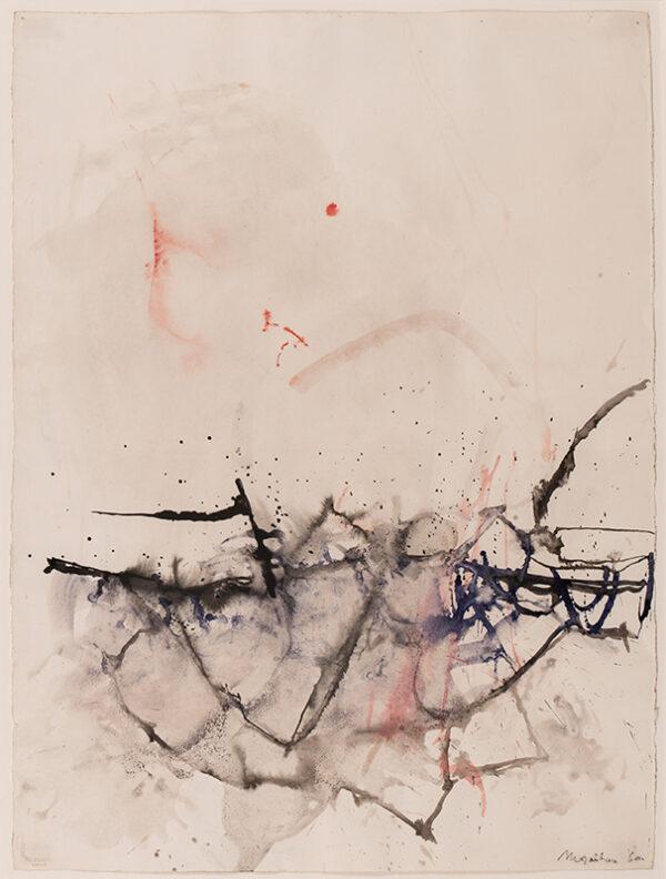 MOYNIHAN Rodrigo R.A. (1910-1990) - Abstraction.