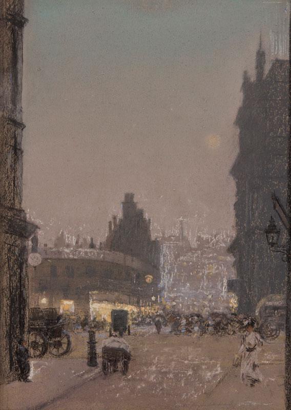 MULLARD James (1868-c.1950) - London.