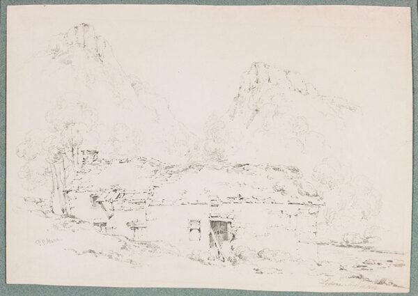 MUNN Paul Sandby (1773-1845) - Cumbria: 'Lodore'.