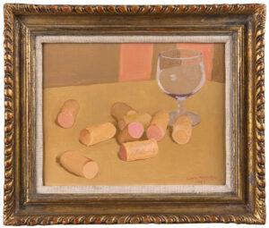 NAPPER John (1916-2001) - 'Corks'.