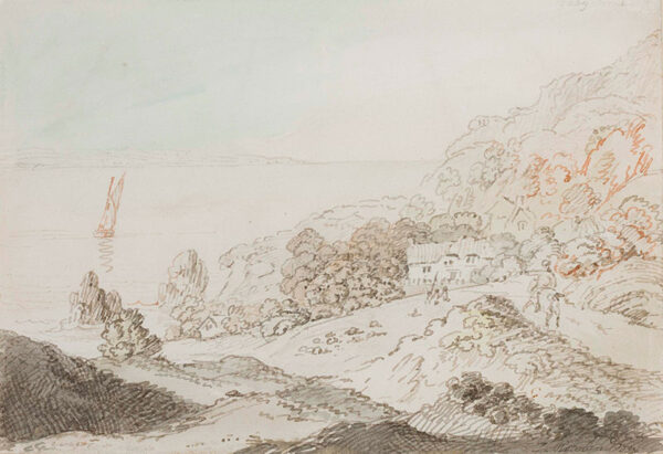 NIXON John (c.1750-1818) - Devon; Babicombe.