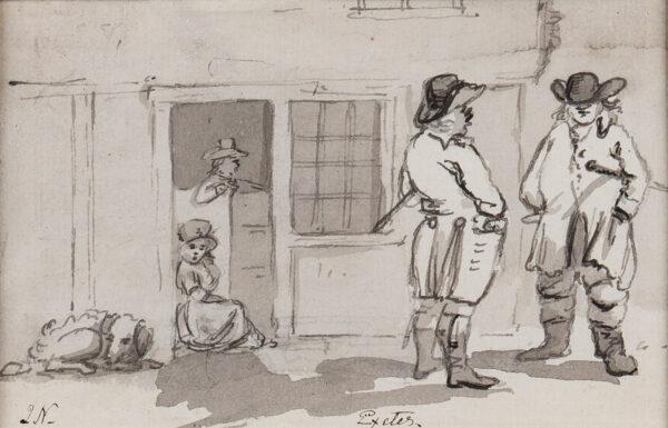 NIXON John (1750-1821) - 'Exeter'.