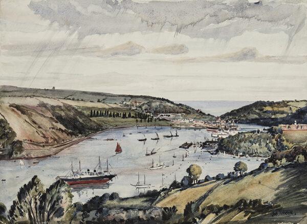 NIXON Job (1891-1938) - 'Dartmouth'.