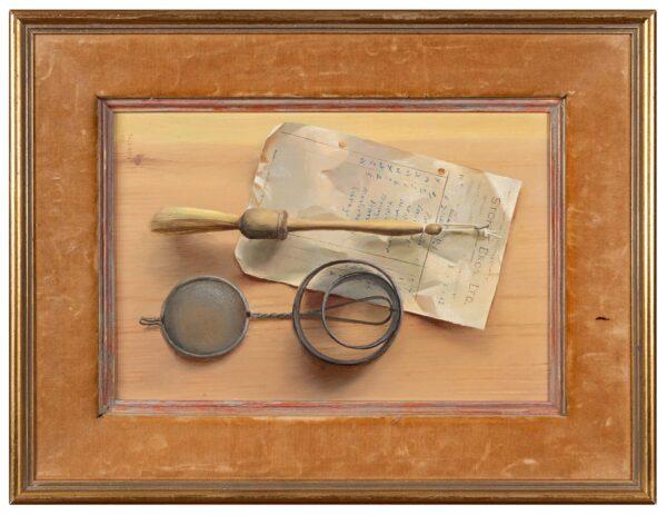 NORDEN Gerald (1912-2000) - 'Kitchen Cupboard'.