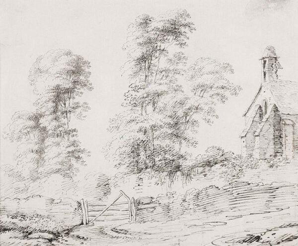 PAYNE William (1760-1830) - North Wales Chapel.