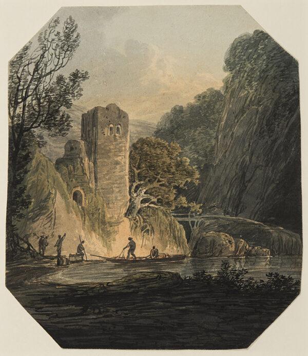 PAYNE William (1760-1830) - Capriccio.