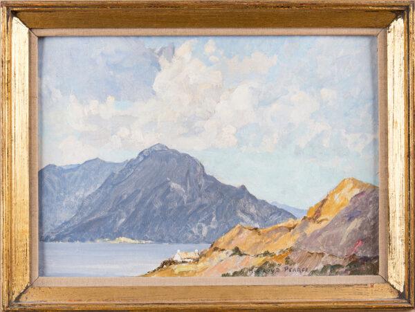 PEARCE (Lord) Holroyd PC (1901-1990) - 'Joyce's Country', Lough Corrib.
