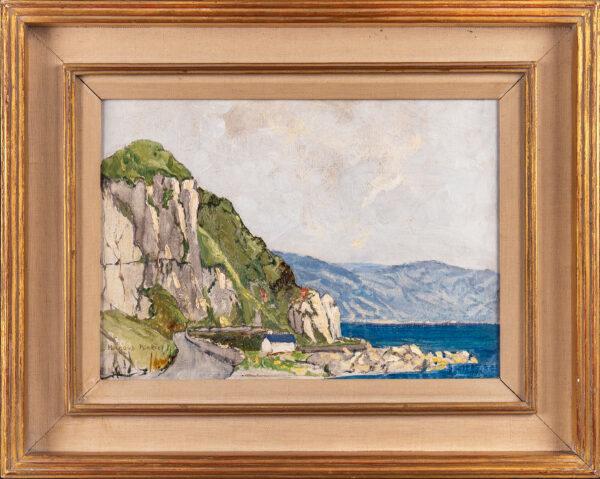 PEARCE Edward Holroyd (1901-1990) - 'Coast of Antrim'.