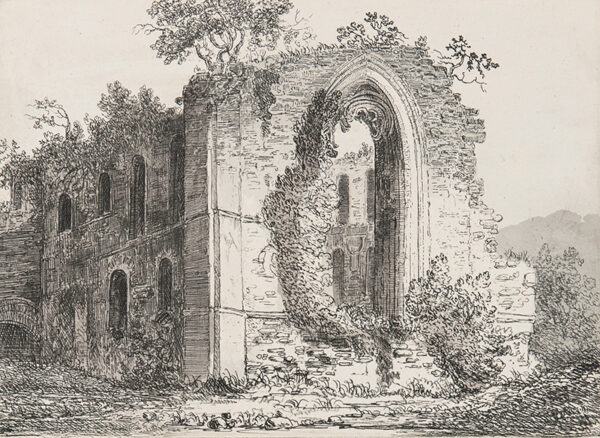 PEARSON William (1772-1849) - Lilleshall Abbey.