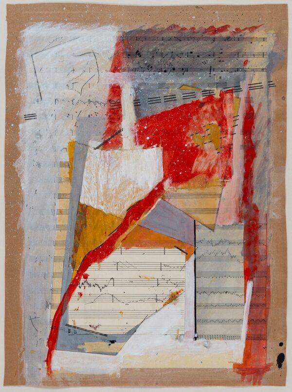 PEYTON-JONES Dame Julia (b.1952) - Composition.