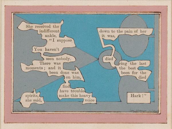 PHILLIPS Tom C.B.E. R.A. (b.1937) - 'No.