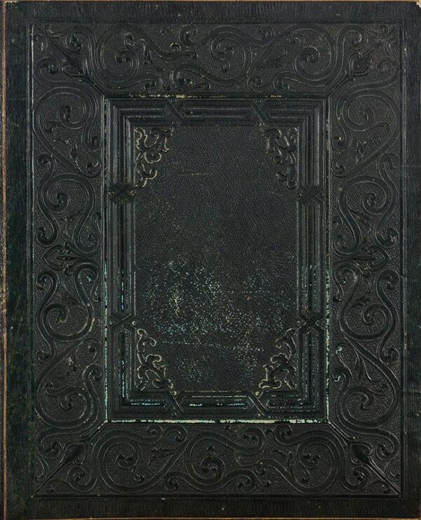 PICKERSGILL Frederick R.A. (1820-1900) / HOOK James Clark R.A. (1819-1907) - An broken album of photographs.