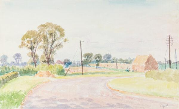 PITCHFORTH Vivian R.A. (1895-1982) - 'Essex'.