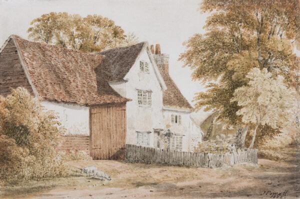 POWELL Joseph. P.N.W.S. (1780-1834) - Surrey.