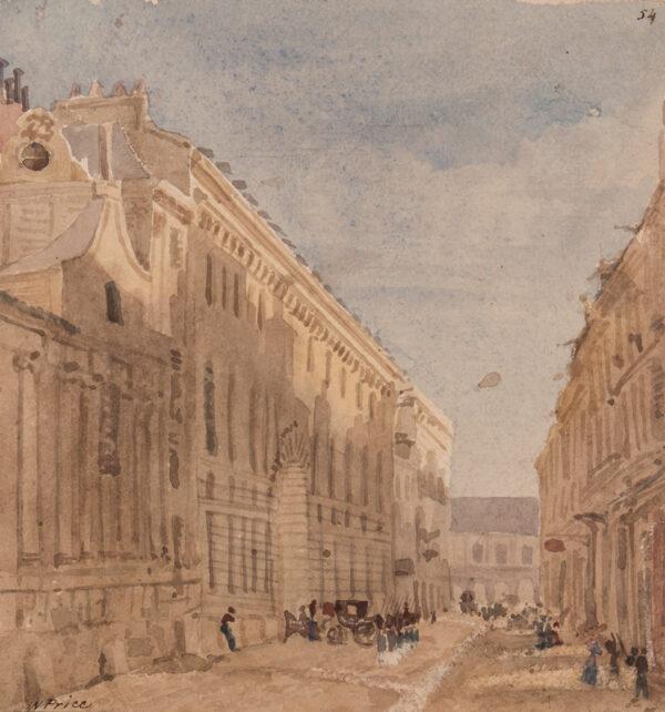 PRICE William Lake (1810-1896) - Paris.