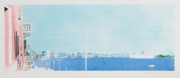 PROCKTOR Patrick R.A. (1936-2003) - The Bacino, Venice.