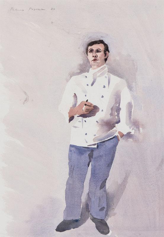 PROCKTOR Patrick R.A. (1936-2003) - 'The Chef': Richard Shepherd.