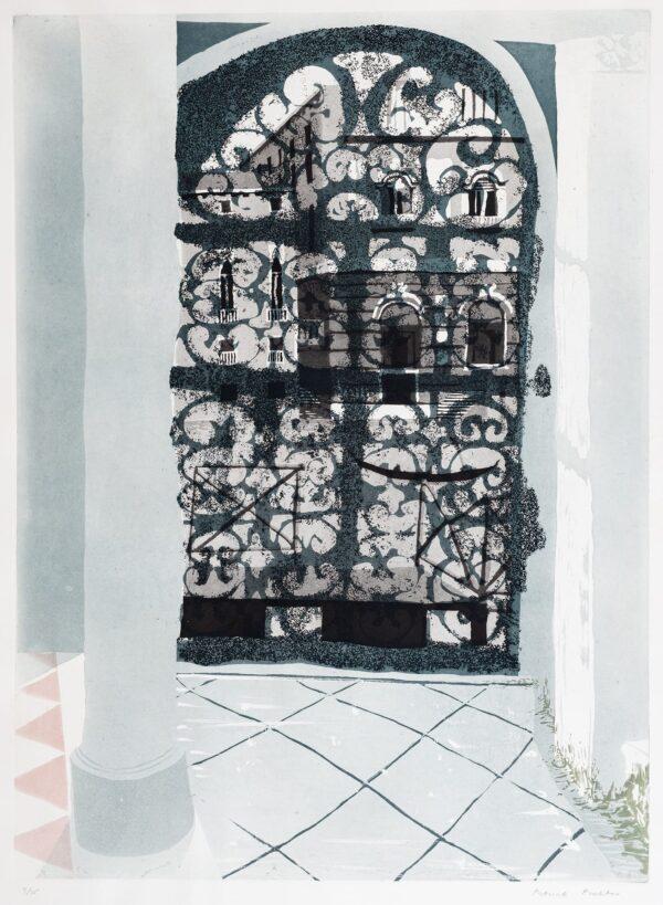 PROCKTOR Patrick R.A. (1836-2003) - 'Palazzo Dario', from 'The Venice Suite'.