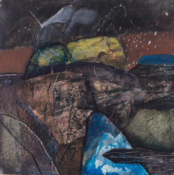 RAE Barbara R.A. (b.1943) - 'West Highland Pool'.