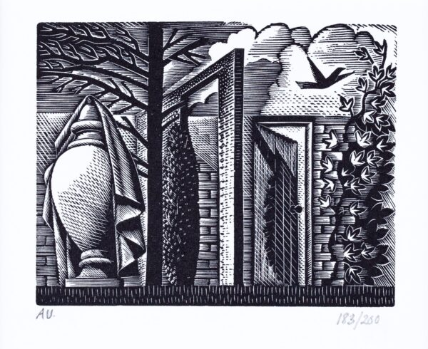 RAVILIOUS Eric (1903-1942) - 'Garden Memories'.
