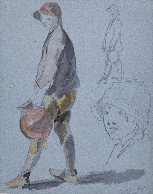 RENTON John (1770-1841) - 'Taplow', Buckinghamshire.
