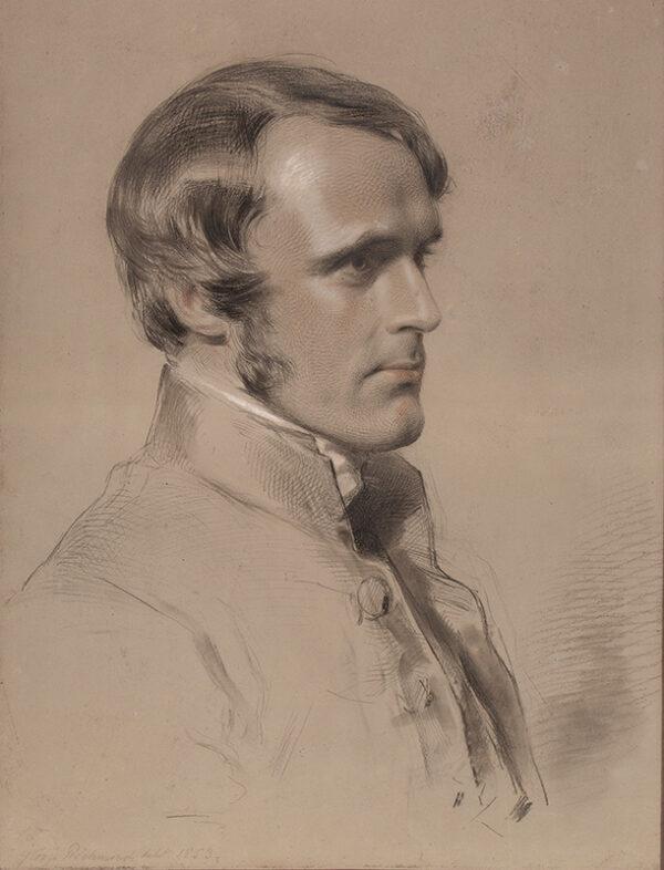 RICHMOND George (1809-1896) - Rev.