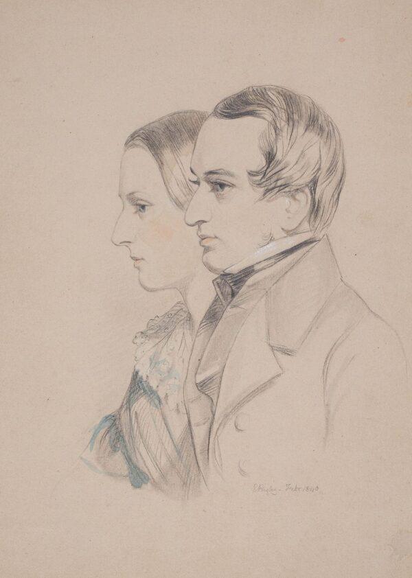 RIGBY Elizabeth (Lady Eastlake) (1809-1893) - Prince and Princes W(V)olkonsky.