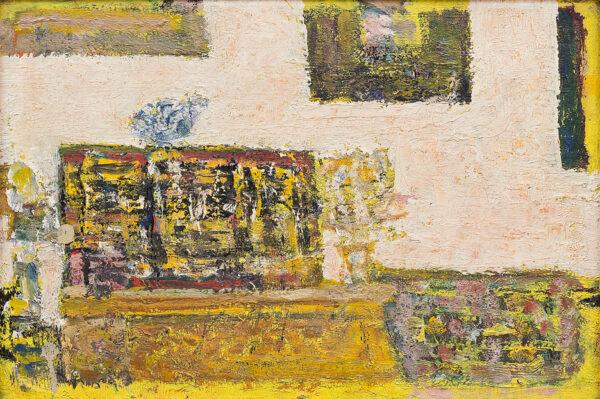 ROBB Brian (1913-1979) - 'Interior'.