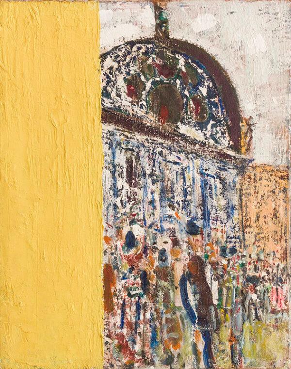 ROBB Brian (1913-1979) - Fifteen paintings 1955-1965.
