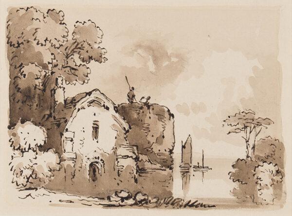 ROBERTSON James 'Drunken' (fl.1815-1936) - Capriccio.