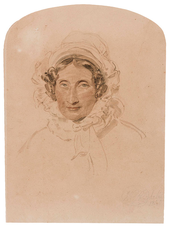 ROSS Sir William (1794-1860) - 'Lady Shaw Stewart' (d.