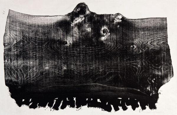 ROTHENSTEIN Michael R.A. (1908—1993) - 'Black'.